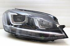 ORIGINALE VW projecteurs, XENON, DROITE, dyn. FEUX GOLF 7 VII 5G1 941 032