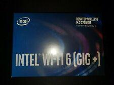 Intel WiFi 6 Ax200 Wireless Network Card Kit