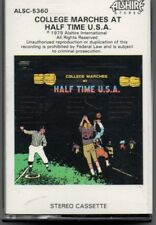 College Marches at Half Time U.S.A. (Cassette)