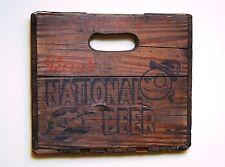 Original 1940s National Bohemian Beer Box Art/Natty Boh / Mr Boh / Baltimore