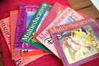 Lote 8 Libros MULTIEDUCATIVOS DISNEY. Cuentos con Juegos y Actividades a Color!