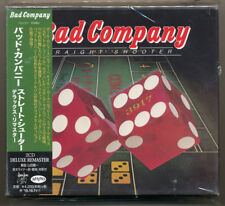 Bad Company - Straight Shooter / Japan 2 CD Deluxe Ed. Digipak / NEW! Sold out!