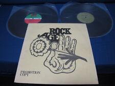 Rock Age Japan Promo Vinyl LP Frank Zappa Deep Purple Led Zeppelin Jethro Tull