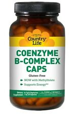 Coenzyme B-Complex Country Life 120 VCaps