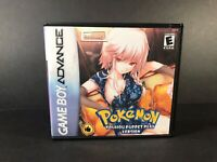 Pokemon Touhou Puppet Play Custom Fan Made Gameboy Advance GBA Case And Cart