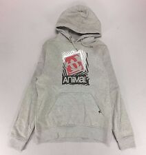 Animal Basic Hoodie - Grey S, M, L.