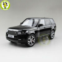 1/18 LCD Land Rover Range Rover SUV Diecast SUV CAR MODEL TOYS kids gift black