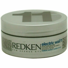 NEW Redken Electric Wax 11 Shine Fused Texturizer Medium Control - 1.7 OZ Rare