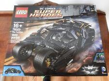 LEGO Batman The Tumbler 76023  New and Sealed Retired Set
