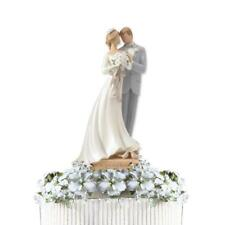 Wedding Cake Topper Decoration Bride Groom Romantic Bible Verse Couple NEW