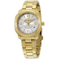 Wenger Quartz Movement Silver Dial Ladies Watch 01.1121.113