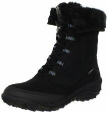Cushe Women's Allpine Cone Boot,Black,37 EU/6 M US