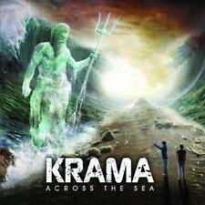 KRAMA - ACROSS THE SEA  CD NEW+