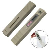Quality TDS 3 Water Quality Tester Purity Meter TEMP PPM Tests Filter Pen Sticks