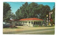 ORMONDIE BEACH MOTEL, NORTH BAY, ONTARIO, CANADA CHROME POSTCARD