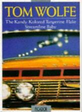The Kandy-kolored Tangerine-flake Streamline Baby (Picador Books)-Tom Wolfe