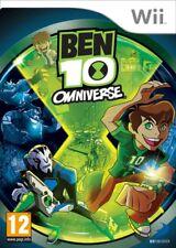 Ben 10 Omniverse WII - totalmente in italiano