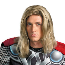 Thor Official Adult Costume Wig The Avengers | Disguise 43725