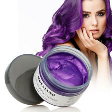 DIY One-Time Hair Color Wax Mud Dye Cream Temporary Modeling Hair Dye Wax Color