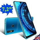 New 7.2 Inch A70s Android Smartphone Mobile Smart Phone 4 Core Unlocked Dual Sim