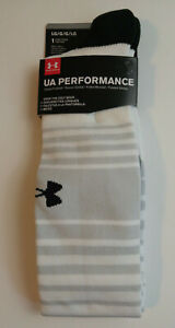 Under Armour Performance Global Football Over the Calf Soccer Socks Unisex