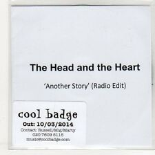 (EO810) The Head and the Heart, Another Story - 2014 DJ CD