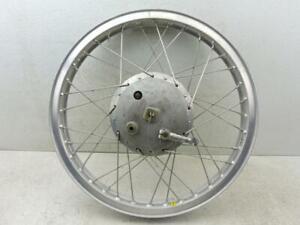 21 Inch Alloy Rim Stainless Spokes Front Wheel Vintage Ossa 175 250 Stiletto 695