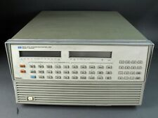 Hp / Agilent 3852A Data Acquisition / Control Unit - For Parts/Needs Repair