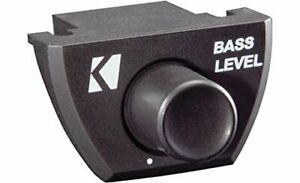 Kicker CXARC Remote Bass Control For Select CX & PX Series Amplifiers 43CXARC