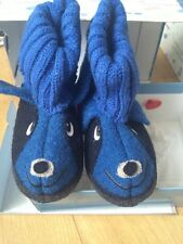 Mod8 garçons pantoufles wmostro bleu taille 30 uk 12