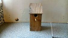 Garden Birdbox