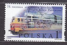 POLAND 2001 **MNH SC#  3605  Polish State Railways
