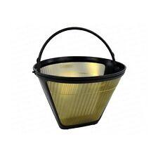 ZIP Premium Kaffee Dauerfilter KF4 Filter Gr. 1x4 Goldfilter Permanentfilter