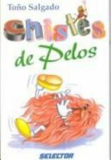 Chistes de Pelos  Hair Jokes (Spanish Edition)