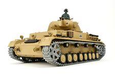 """RC Panzer """"Kampfwagen IV Ausf.F-1"""" Heng Long 1:16 R&S+Metallgetriebe+Metallkette"""