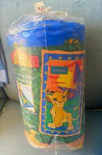 Lion King Vintage Sleeping Bag 90s BRAND NEW RARE HTF