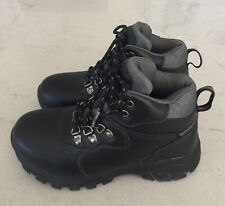 """DEER STAGS """"Gorp"""" Youth Boy's Black Boots~~Size 3M"""