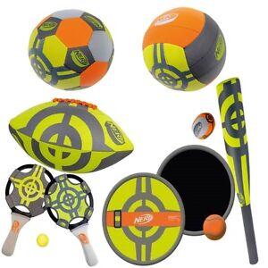 NERF Neopren Wasserspielzeug für Strand Fußball Volleyball Baseball Beachball