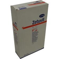 ZETUVIT Saugkompresse steril 13,5x25cm 10St Kompressen PZN 2724357