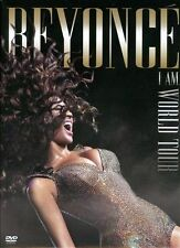 NEW Beyoncé: I Am... World Tour (Deluxe Edition + CD) (DVD)