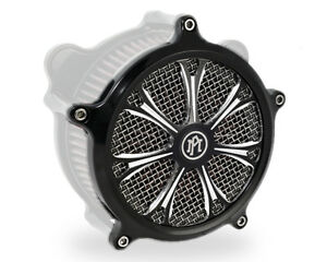 Contrast Cut Paramount Faceplate for Performance Machine Super Gas Air Cleaner