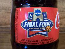 NCAA  FINAL  FOUR  2016  HOUSTON,  COCA - COLA,  1 - 8  Oz Coke Bottle