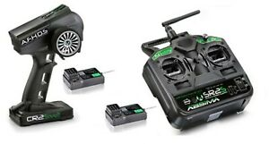 Choice: Wheel/Stick Absima 2.4ghz Transmitter/Receiver Radio Control System/Set
