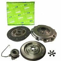 FLYWHEEL, VALEO CLUTCH KIT, BOLTS AND CSC FOR VAUXHALL SIGNUM 1.9 CDTI