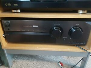 Sony TA-FB930R QS Stereo Integrated Amplifier High Quality Sony QS Amp Read Ad