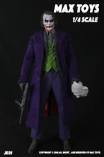 MAX TOYS 1/4 Scale Joker Figure Clothes & Accessories JK01 Hottoys Hot toys