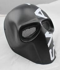 NEW Fiber Resin Mesh Eyes Paintball BB Gun War Games Protection Mask