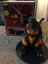 X-PLUS Toho 30cm Series BURNING GODZILLA 1995 RIC Edition Destroyah USA Seller