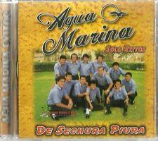 Aqua Marina De sechura Piura Latin Music CD