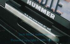 Pro-One Chrome Billet Rear Hatch Handle Hummer H2